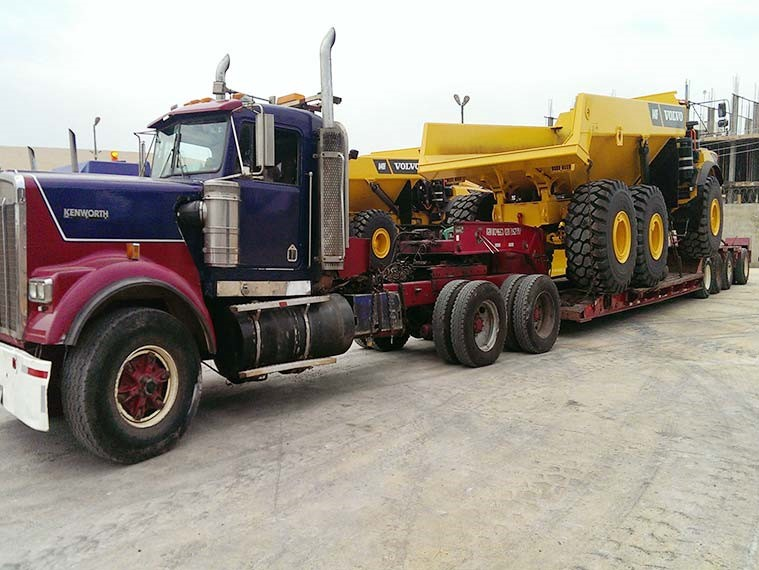 Clearance and delivery of mining equipment to Gwakunda Mines